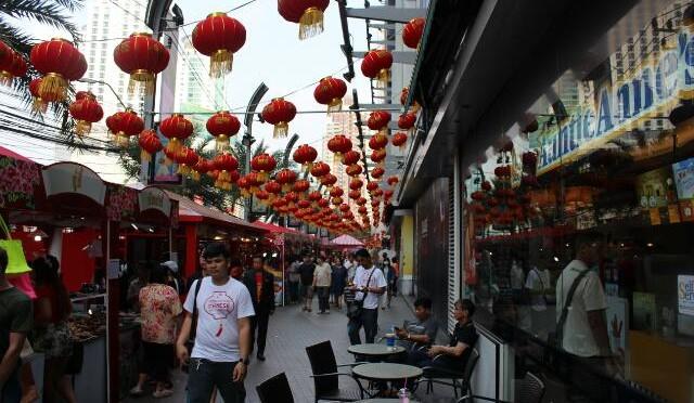 Shoppingtour in Bangkok